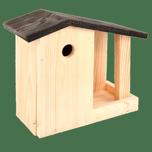 nichoir et mangeoire oiseau