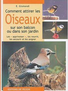 livre comment attirer les oiseaux
