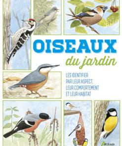 livre oiseaux du jardin artemis